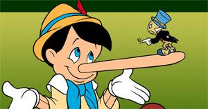 Mentir : une preuve d�amour (ou d�importance)